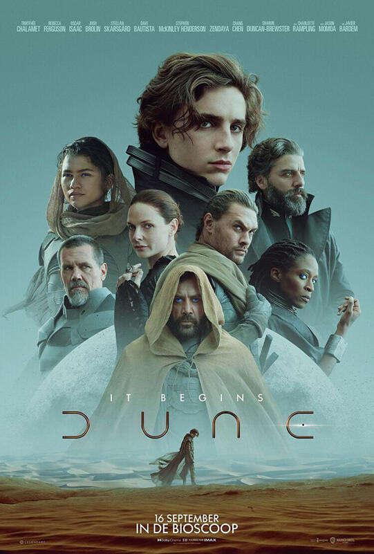 Dune web