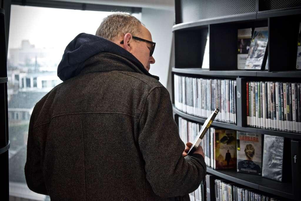 Dvd's lenen en kijken