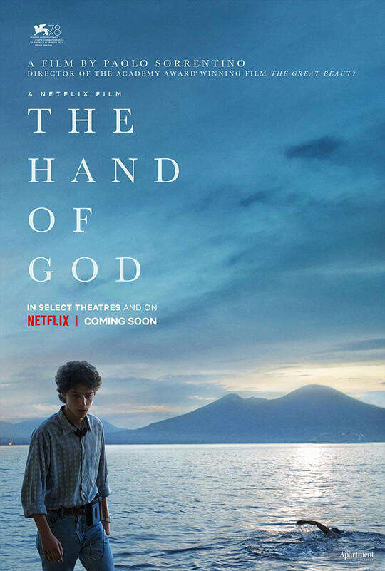 the hand of god web